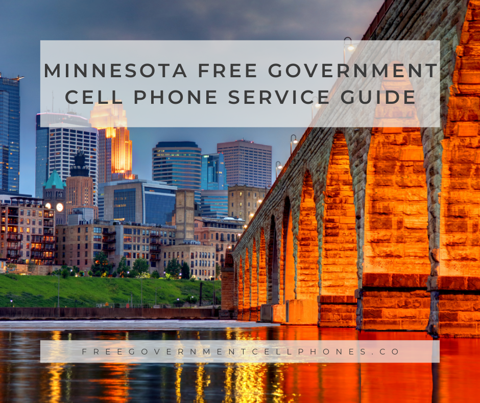 Minnesota Free Government Cell Phone Service Guide