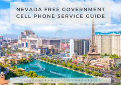 Nevada Free Government Cell Phone Service Guide