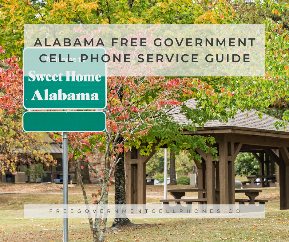 alabama free government cell phone service guide