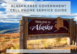 alaska free government cell phone service