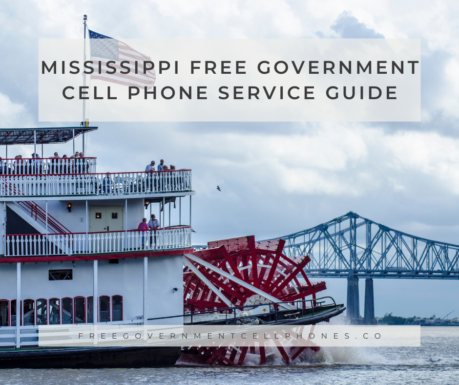 mississippi free government cell phone service guide