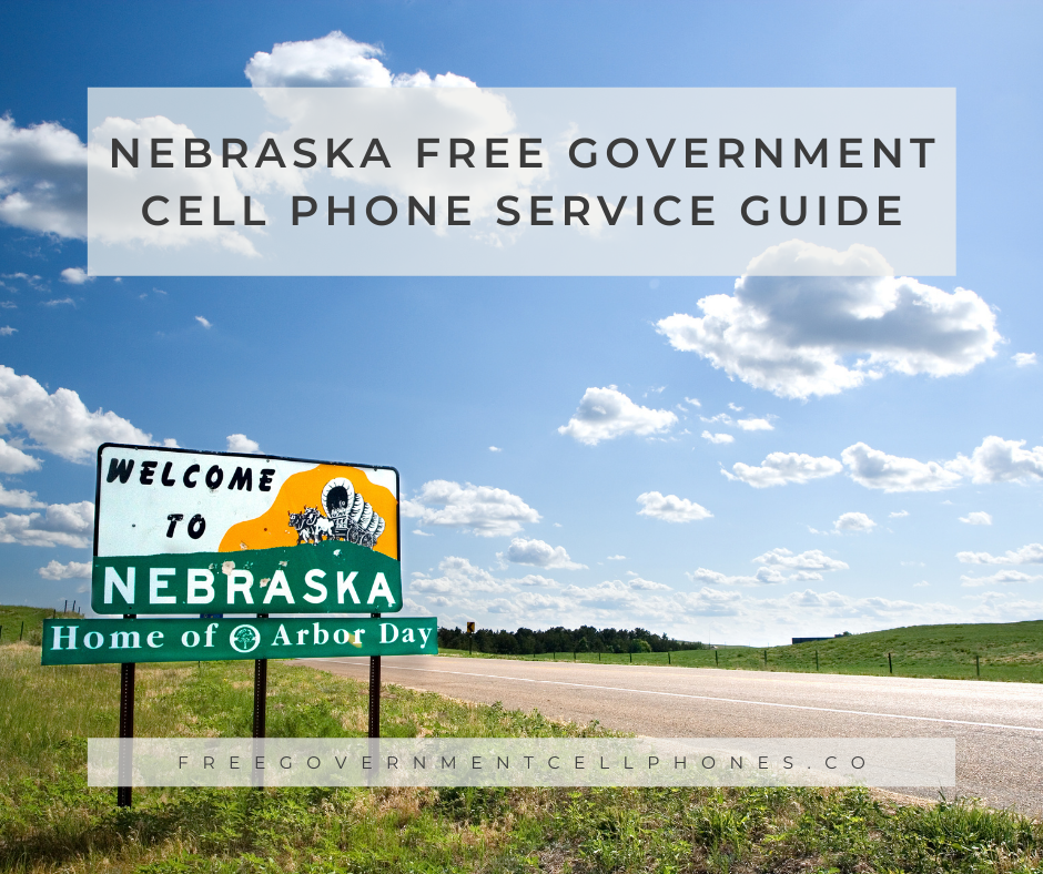 nebraska free government cell phone service guide