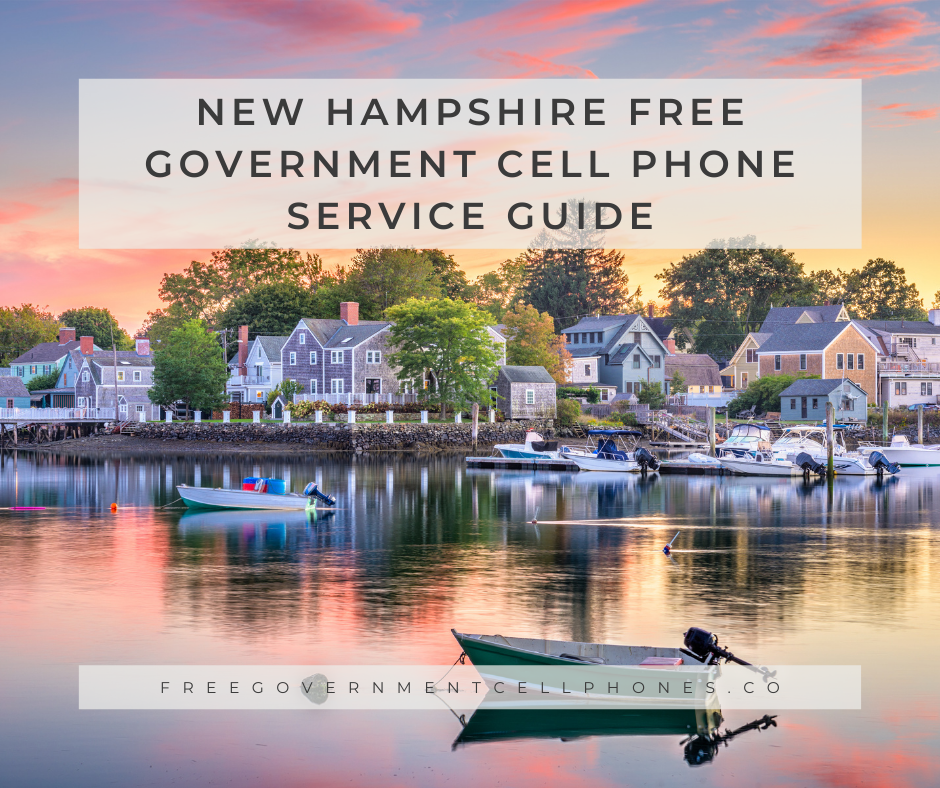 new hampshire free government cell phone service guide