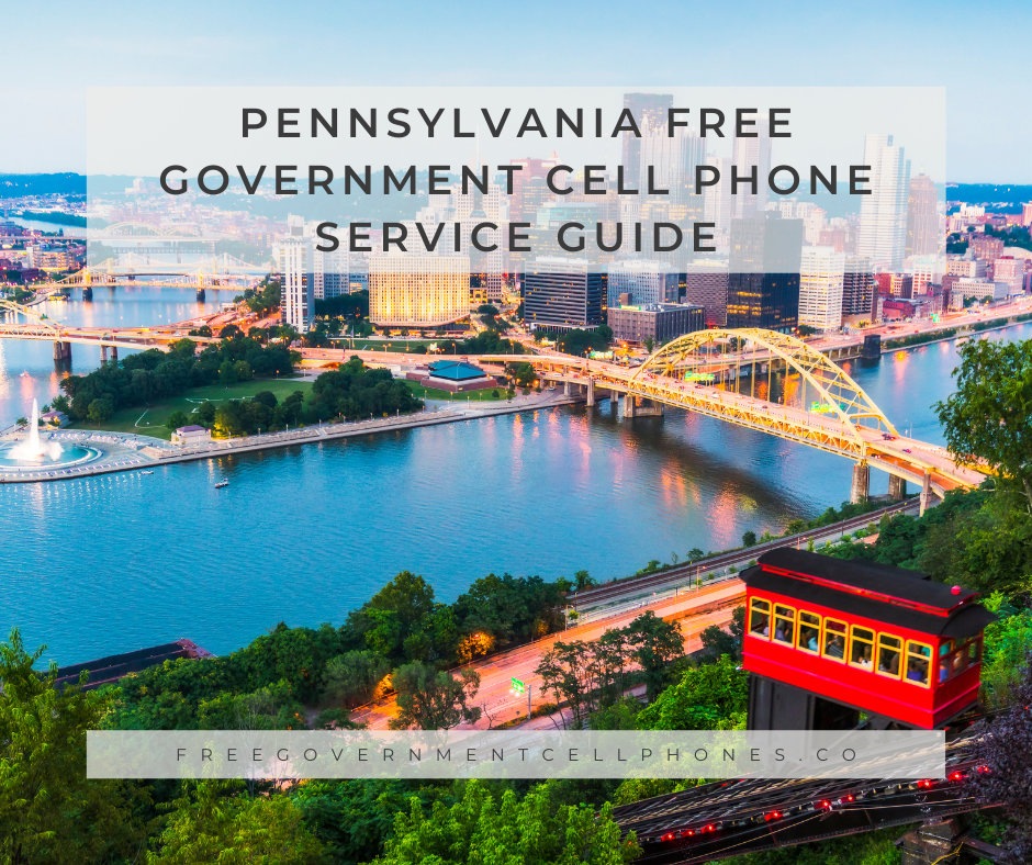 pennsylvania free government cell phone service guide