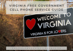 virginia free government cell phone service guide