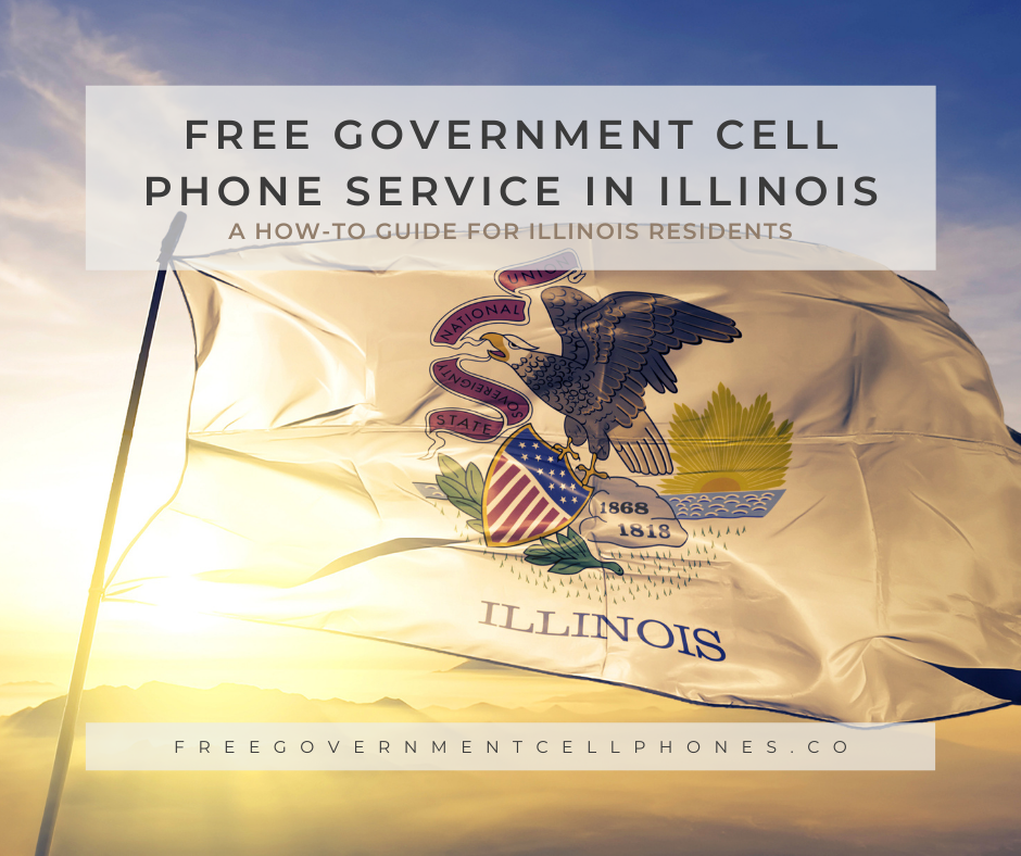free government cell phone service in illinois