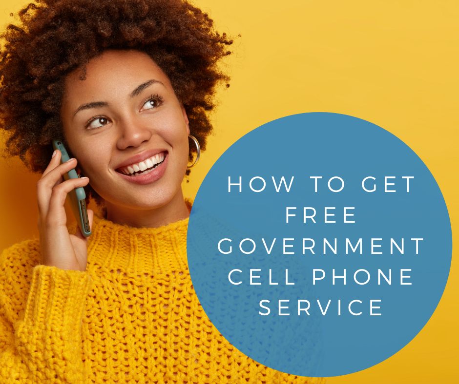 how to get free government cell phone service
