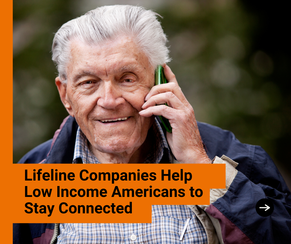 lifeline companies stay connected