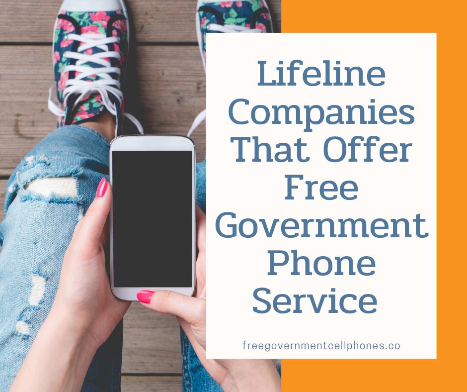 lifeline companies