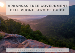 Arkansas Free Government Cell Phone Service Guide