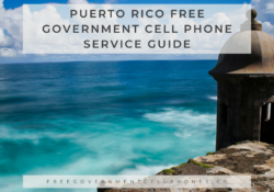 Puerto Rico Free Government Cell Phone Service Guide
