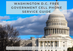 Washington DC Free Government Cell Phone Service Guide
