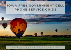 iowa Free Government Cell Phone Service Guide