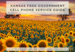 kansas Free Government Cell Phone Service Guide