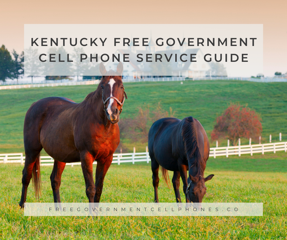 kentucky Free Government Cell Phone Service Guide