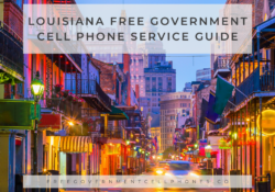 louisiana free government cell phone service guide