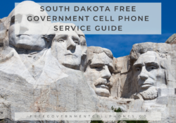 south dakota free government cell phone service guide